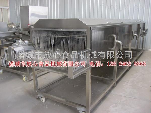 清洗玉米的设备 粘玉米清洗机 隧道喷淋式清洗机 放心机械供应