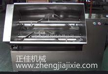 JB-300山东不锈钢馅料双绞龙拌馅机