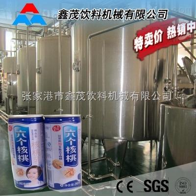 植物蛋白饮料生产线 特种兵饮料生产线