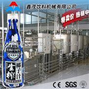 全自动植物蛋白饮料生产线 小型灌装机 全套植物蛋白饮料制作设备
