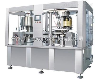 易拉罐饮料生产线,提供易拉罐果汁植物蛋白功能饮料生产线设备