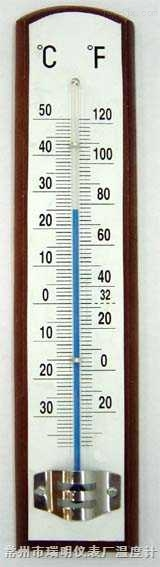 室内外温度计125