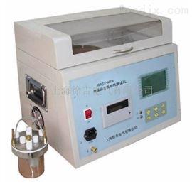 泸州特价供应NRYJS-6600绝缘油介质损耗测试仪