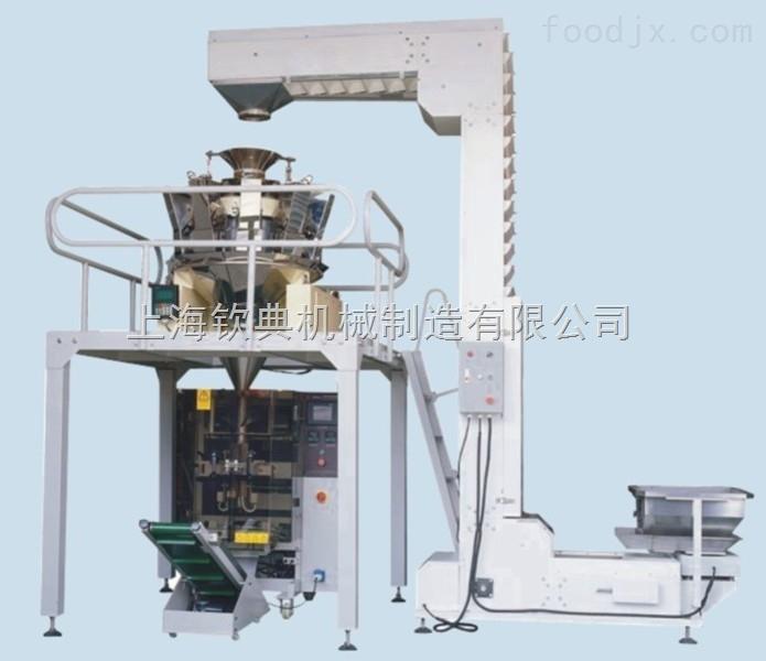 上海钦典厂家直销 奶粉袋装包装机