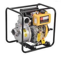 小型4寸柴油机水泵