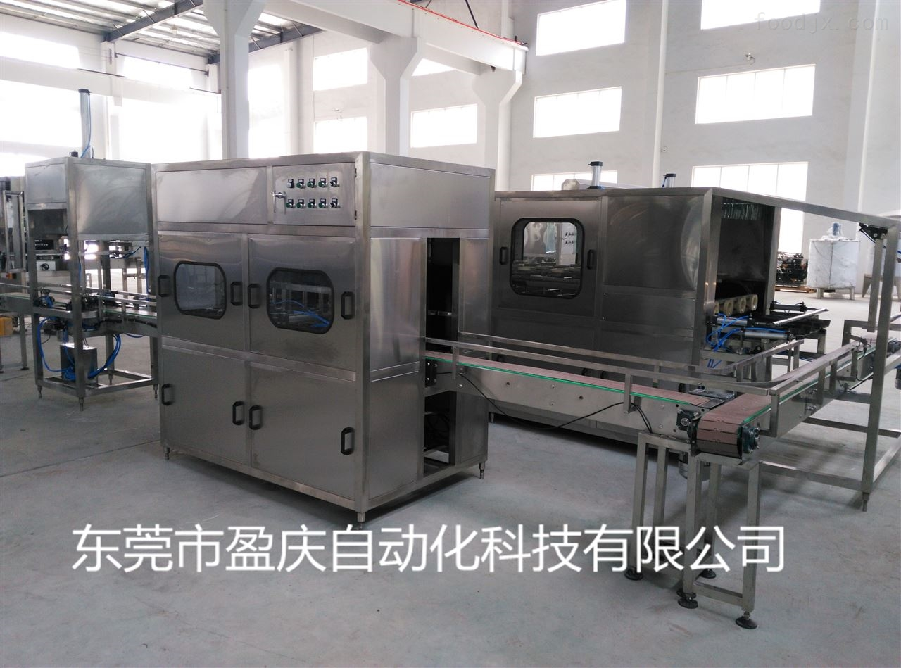 桶装水灌装线_中国食品机械设备网