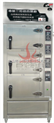 中山市巨伦厨具大型商用厨具设备蒸品厨具电能三控组合蒸柜
