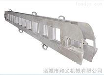 供应宁夏屠宰设备  牛羊屠宰设备 步进式输送机 牵牛机 输送机