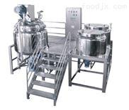 厂家生产不锈钢材质符合GMP标准的350L高剪切混合乳化机