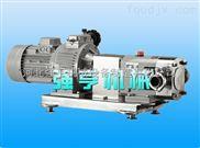 吉林强亨凸轮转子泵噪音低效率高
