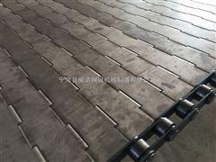 威诺网链金属废料收集输送机链板耐高温链板输送带