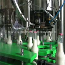 乳品饮料灌装机