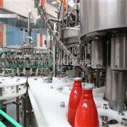 CGF24-24-8全自动啤酒灌装铝质瓶封口机