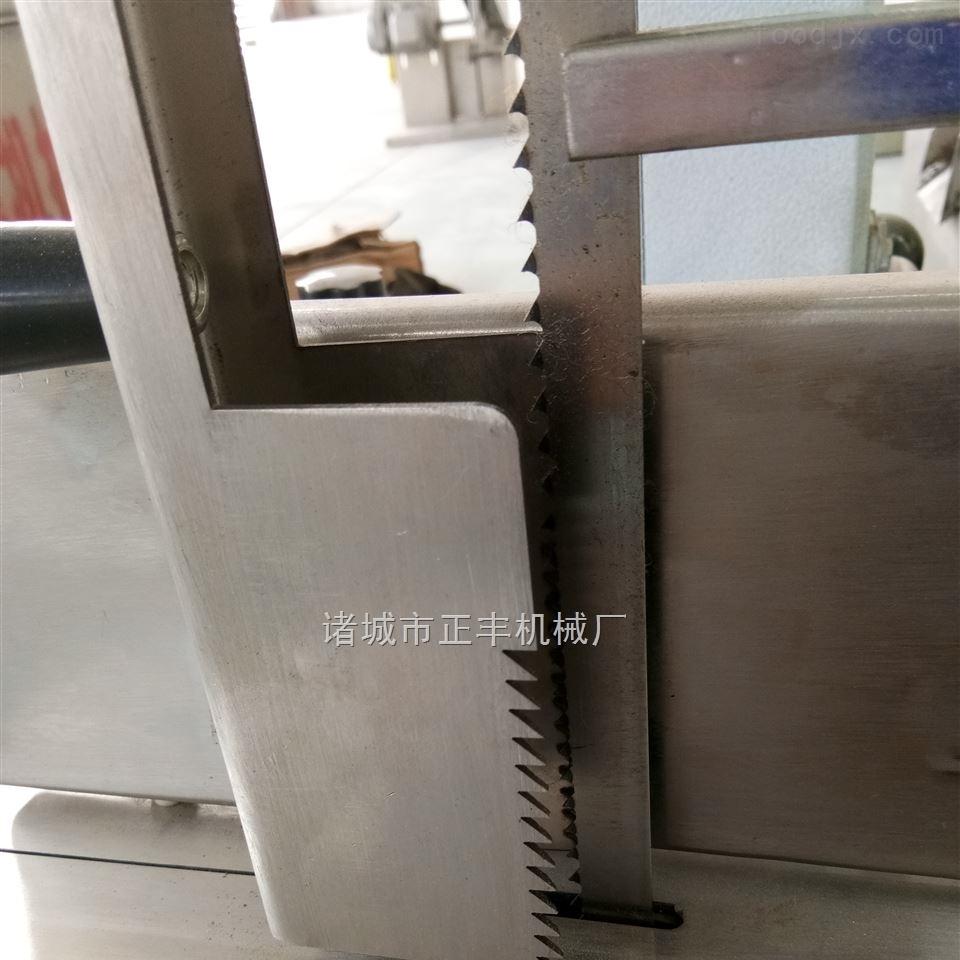 不锈钢自动锯骨机