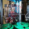 饮料机械生产线 玻璃瓶三旋盖灌装设备